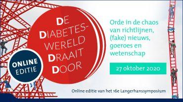 De Diabeteswereld draait door